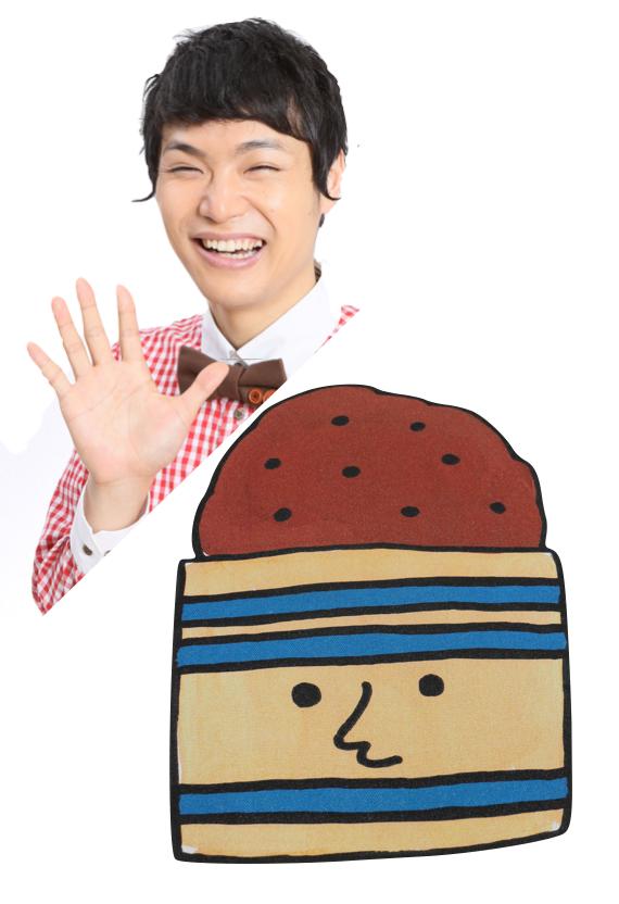 【京都国際映画祭展示の吉本芸人アートバッグ】もう中学生「味噌樽(みそだる)」