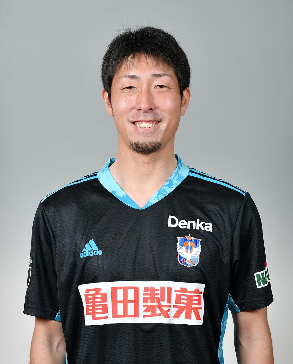 【本人サイン入り公式】アルビレックス新潟 1 大谷幸輝選手2020シーズンユニフォーム(2nd)