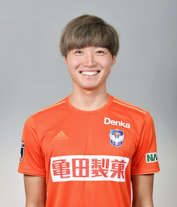 【本人サイン入り公式】アルビレックス新潟 4岡本將成選手2020シーズンユニフォーム(2nd)