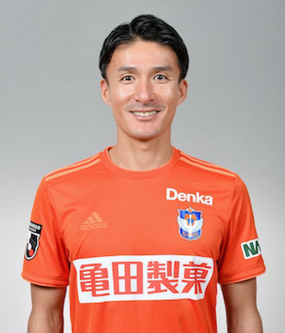 【本人サイン入り公式】アルビレックス新潟 14田中達也選手2020シーズンユニフォーム(2nd)