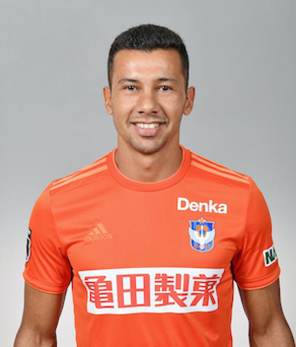 【本人サイン入り公式】アルビレックス新潟 16ゴンサロ ゴンザレス選手2020シーズンユニフォーム(2nd)