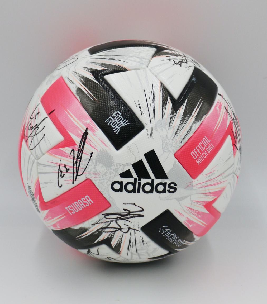 【選手直筆サイン入り公式】2020シーズンリーグ戦公式球 (公式戦使用済み)