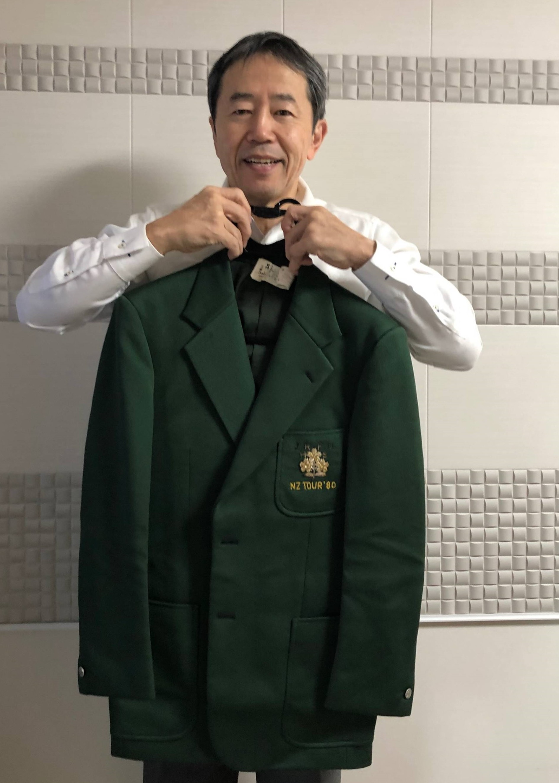 【公式】実使用「高校JAPAN 伝説の6戦全勝の記念品」 松永 敏宏