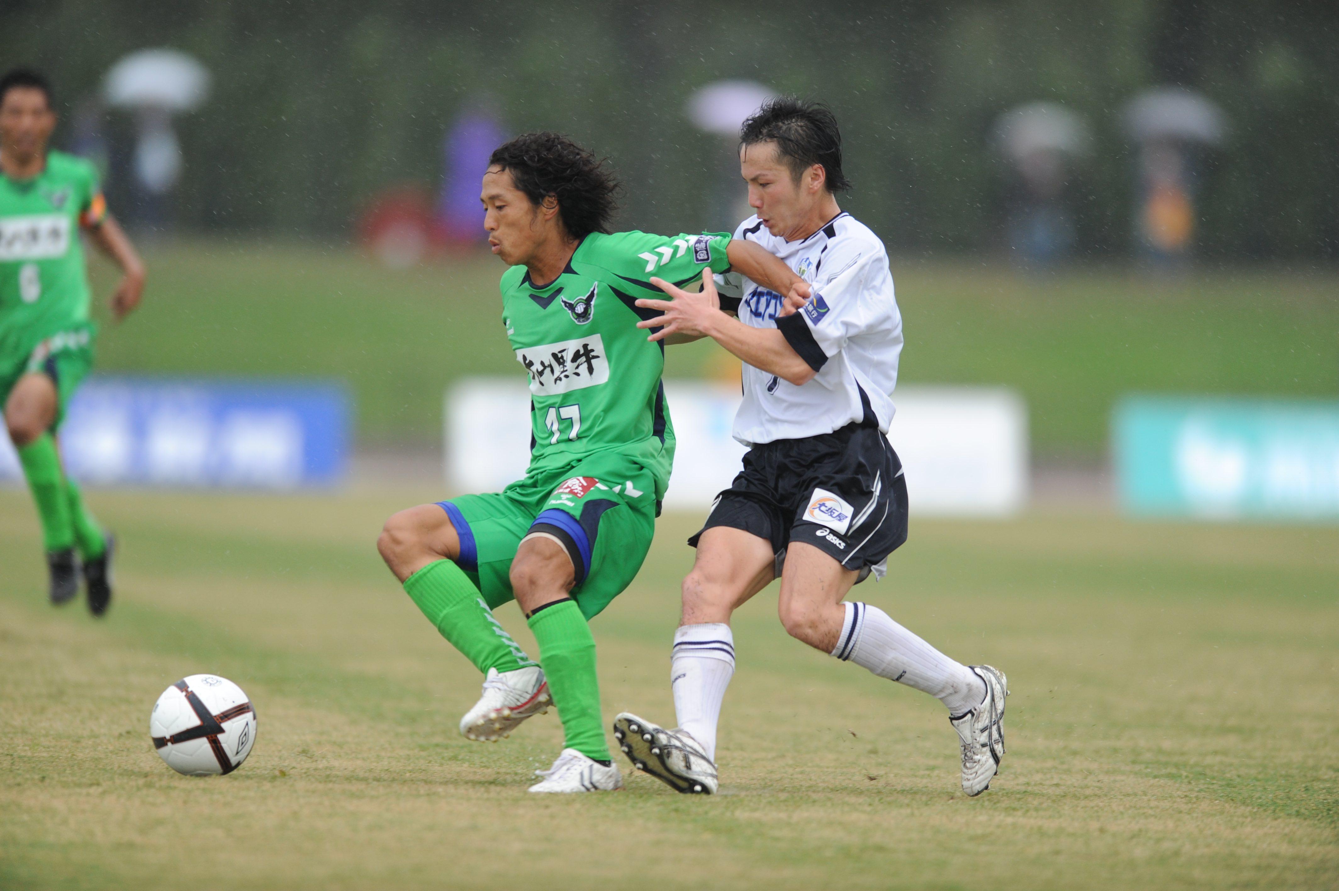 【本人サイン入り公式】ガイナーレ鳥取 17鶴見聡貴選手2010レジェンドユニフォーム(1st)