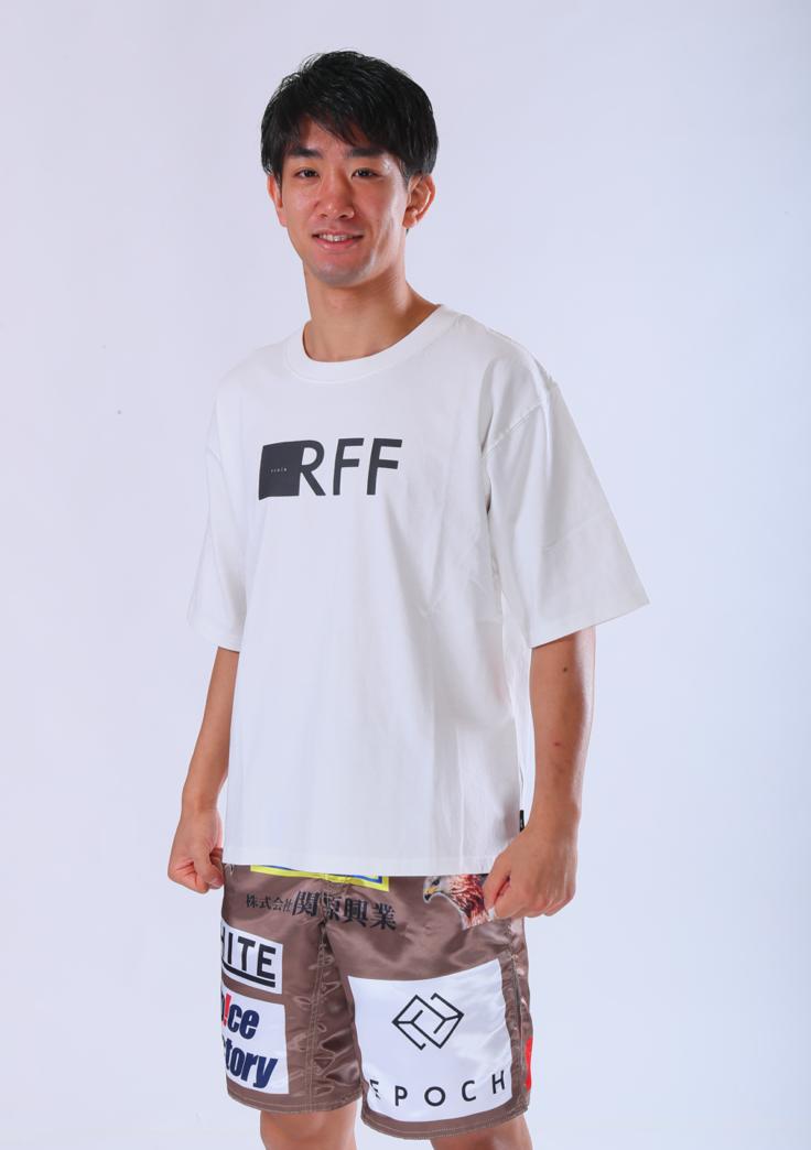 【公式】実使用・本人直筆サイン入「RIZINオリジナルTシャツ」瀧澤 謙太