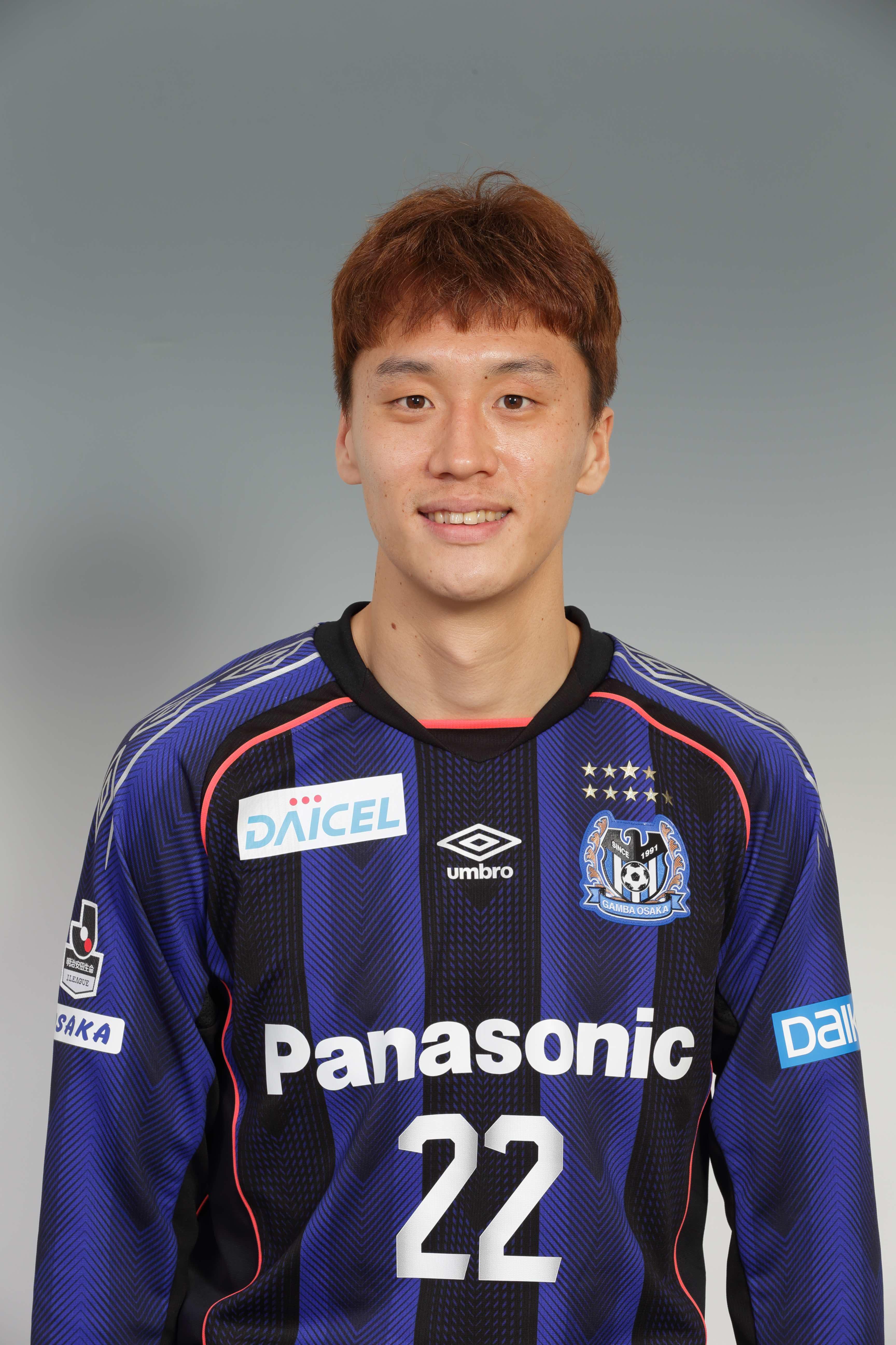 【本人直筆サイン入り公式】ガンバ大阪ユニフォーム2018HOME オ・ジェソク選手