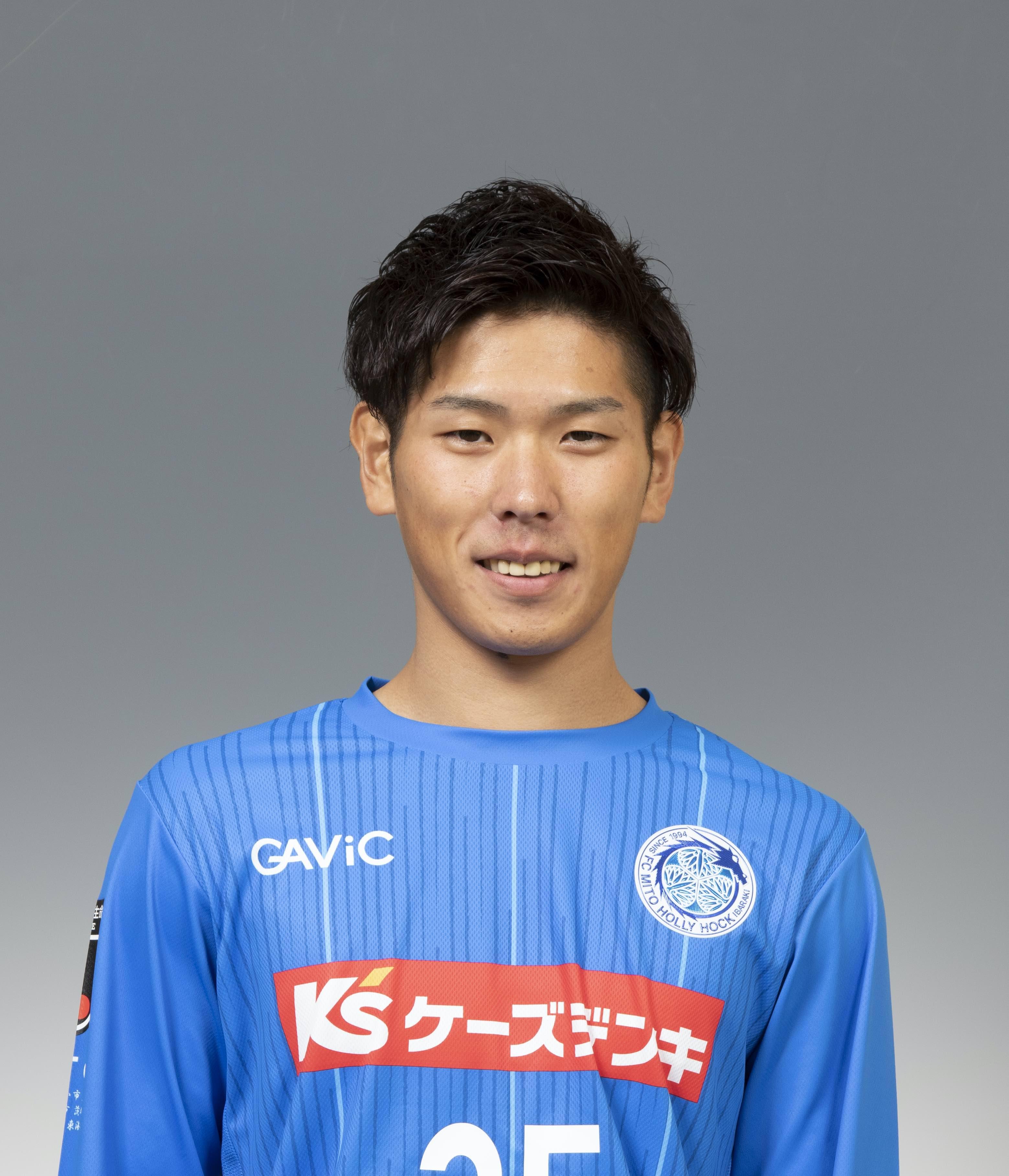 【本人直筆サイン入り公式】2019シーズンユニフォーム2nd  25平塚悠知 選手