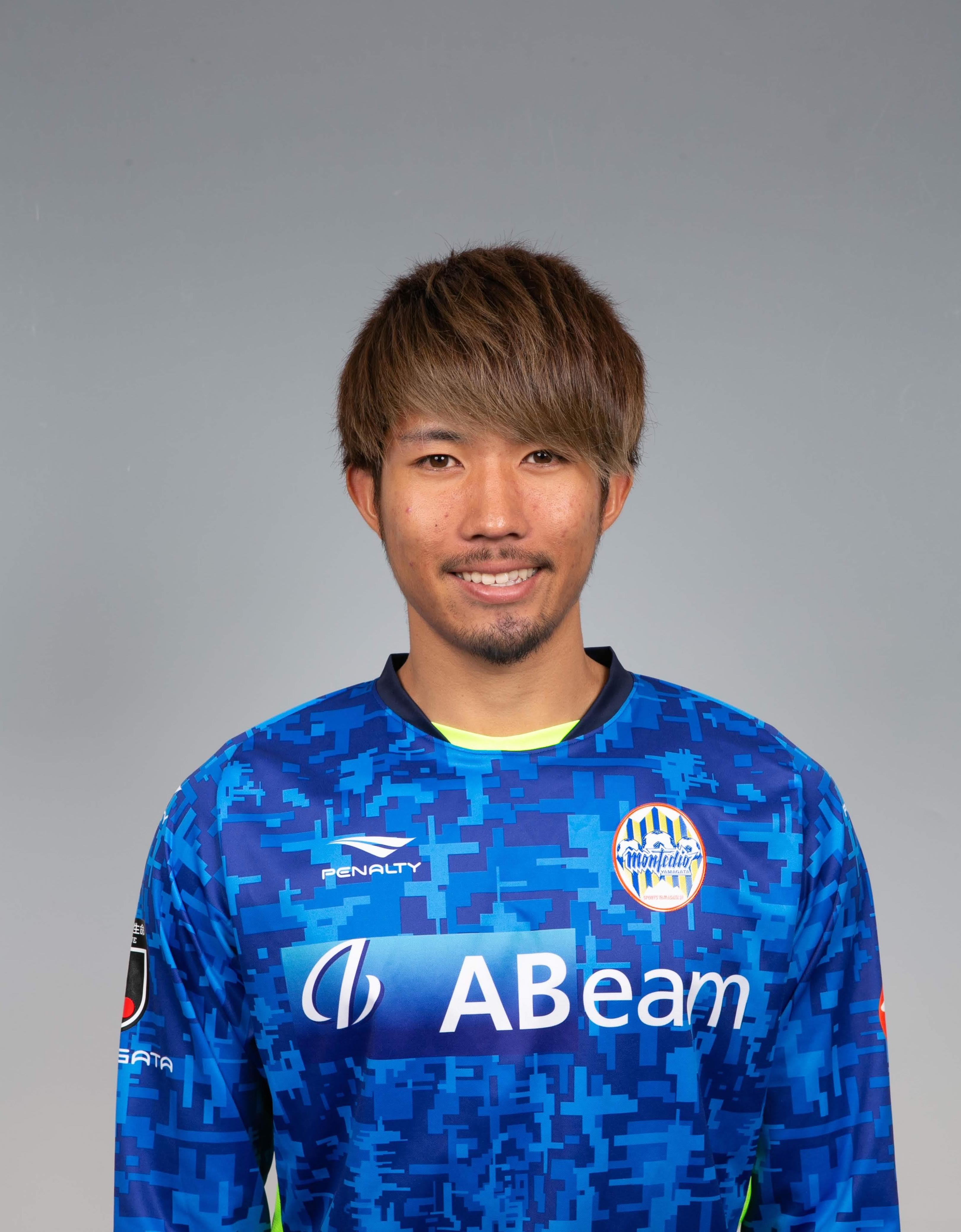 【選手着用済み公式】モンテディオ山形2019HOME  柳貴博 選手