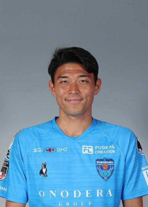 【選手直筆サイン入り着用済公式】横浜FC 2019シーズン2ndユニフォーム    瀬沼優司 選手