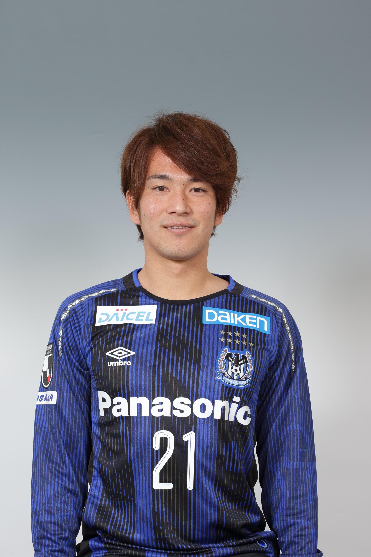 【本人直筆サイン入り公式】ガンバ大阪ユニフォーム2019HOME 矢島慎也 選手