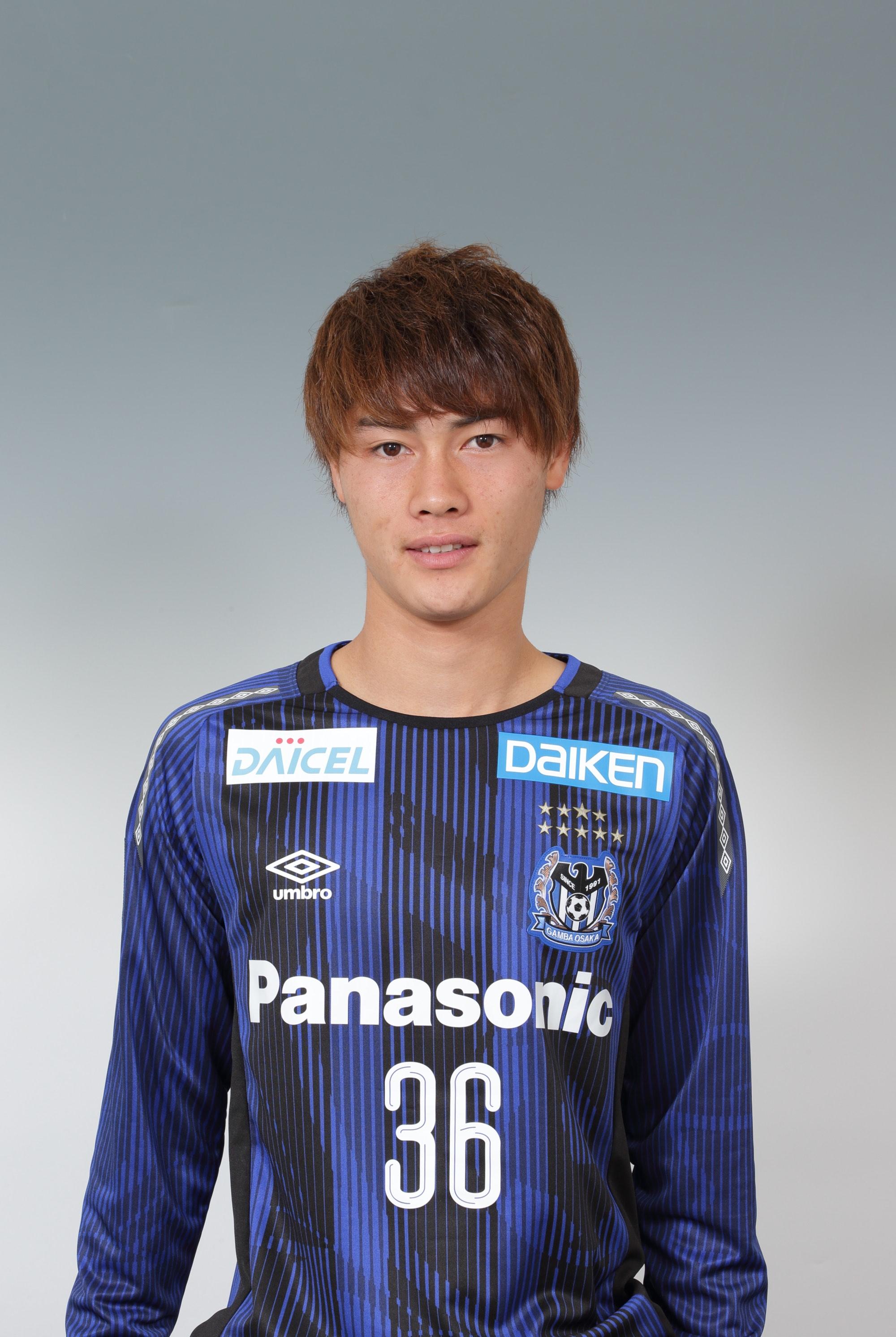 【本人直筆サイン入り公式】ガンバ大阪ユニフォーム2019HOME 松田陸 選手