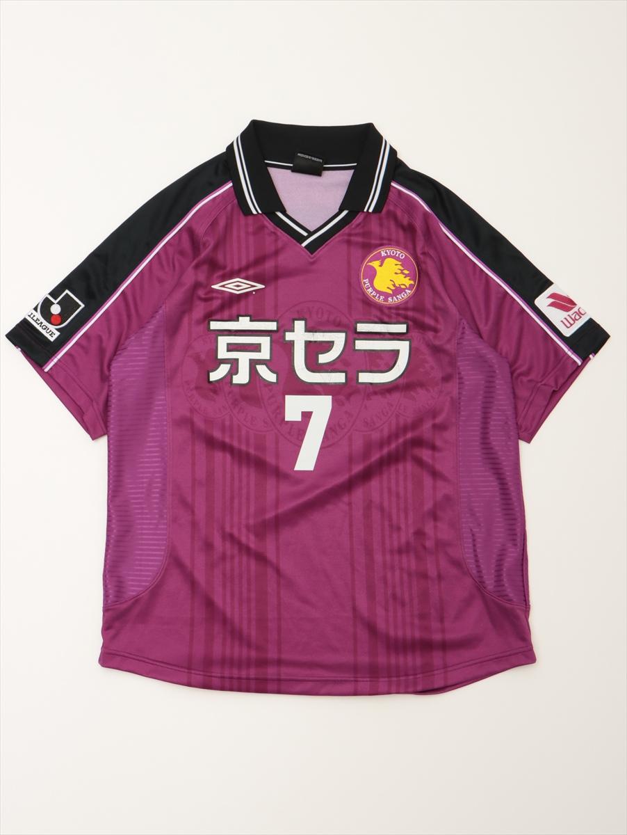 【公式】実使用「2001シーズン HOMEユニフォーム」7 朴 智星