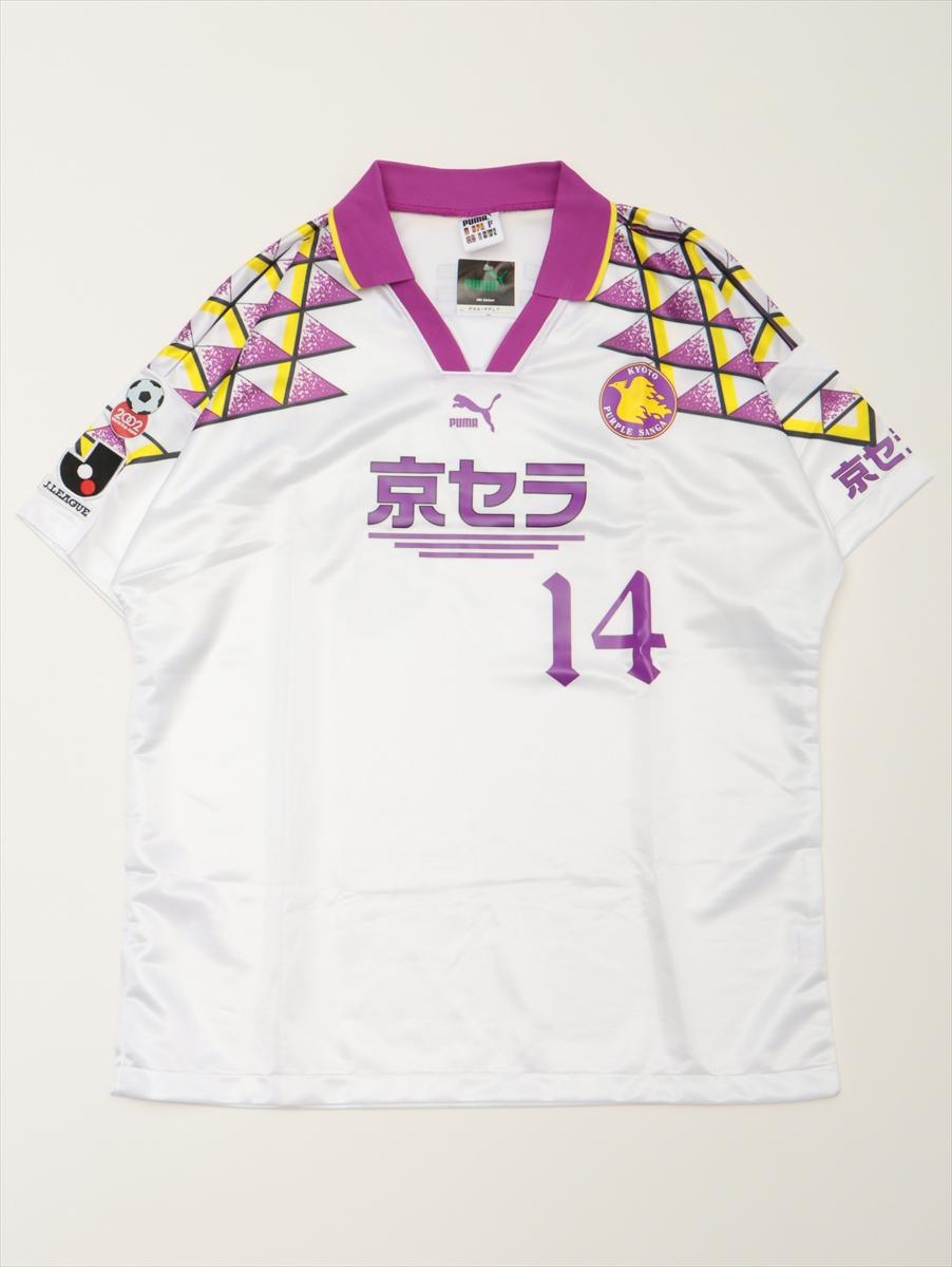 【公式】実使用「1995シーズン AWAYユニフォーム」14 野口 裕司