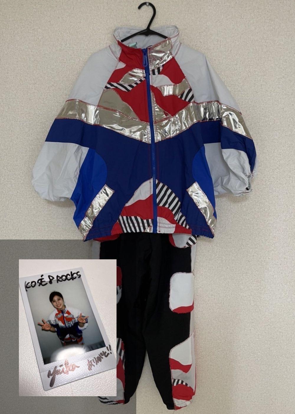 【Yuika】「Semi Final 2nd Match 衣装(上下)+サイン入りチェキ」