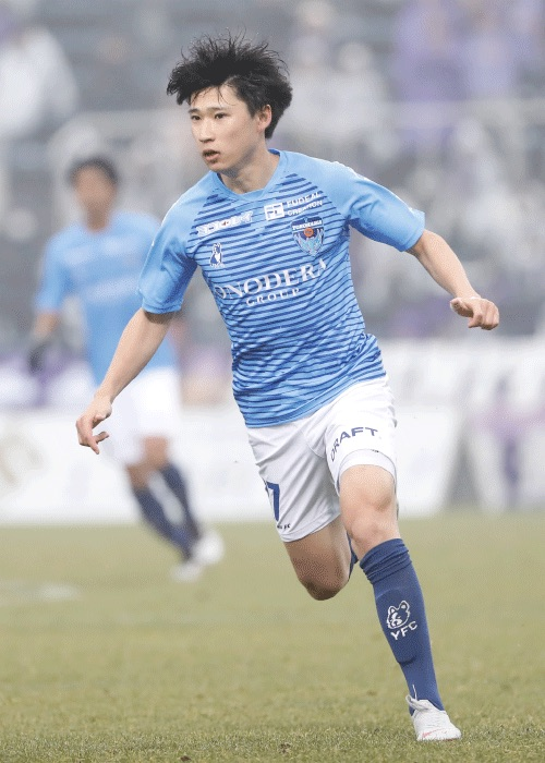 【直筆サイン入り公式】 2020シーズンオーセンティックユニフォーム1st  松尾佑介 選手
