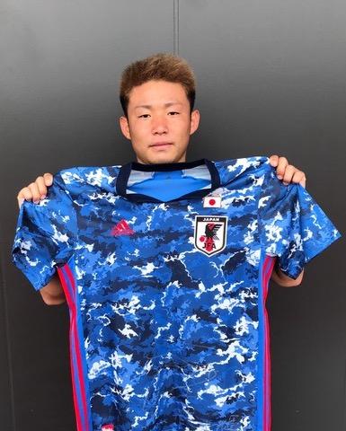 【直筆サイン入り公式】U-23日本代表 菅 大輝 選手(北海道コンサドーレ札幌)
