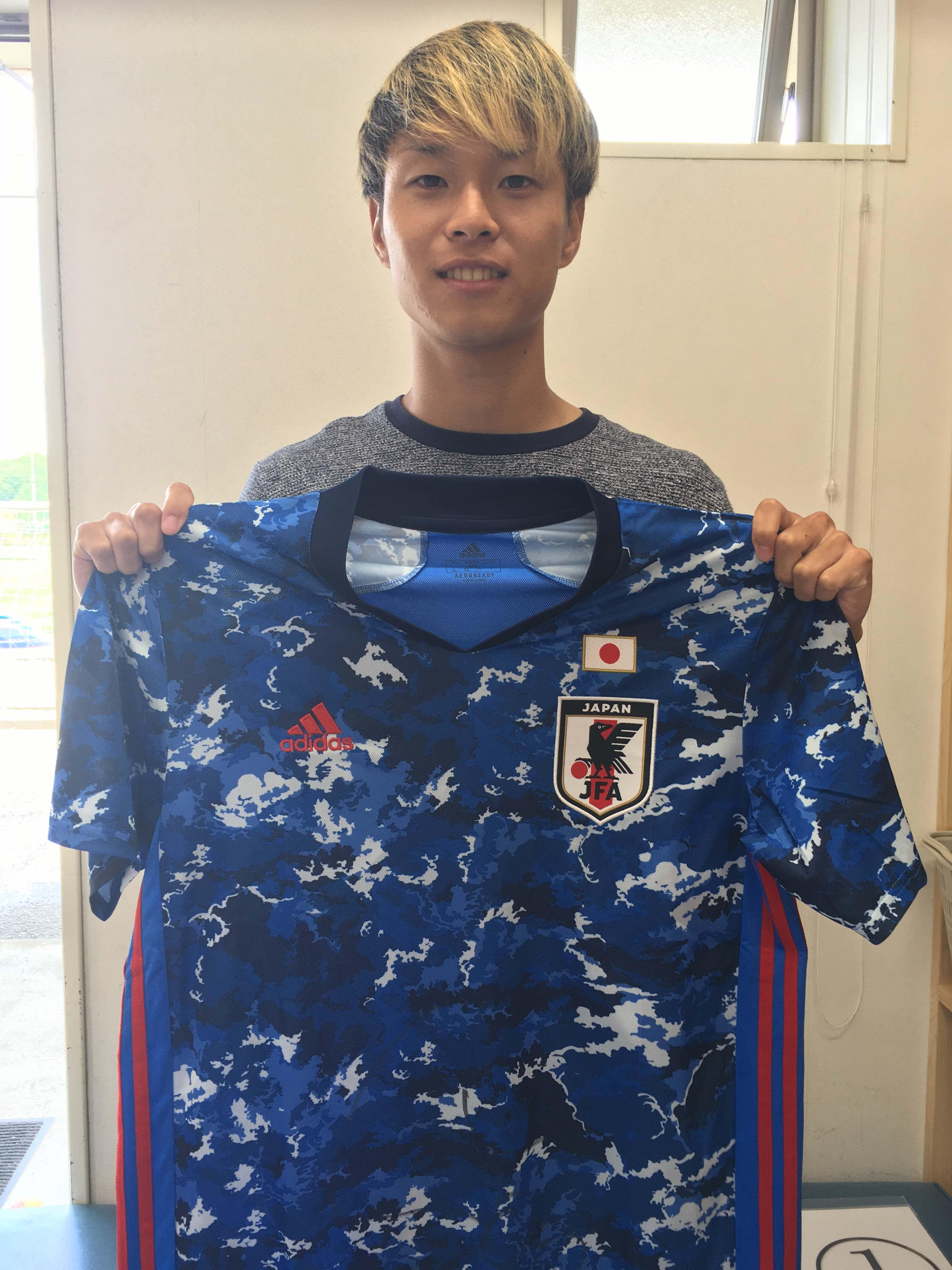 【直筆サイン入り公式】U-23日本代表 藤谷 壮 選手(ヴィッセル神戸)