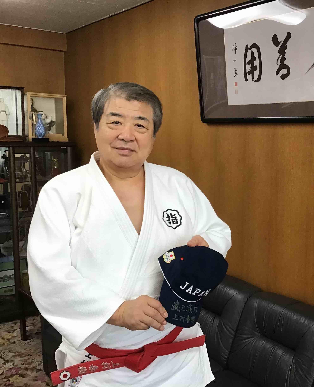 【全柔連公式】上村 春樹 講道館長