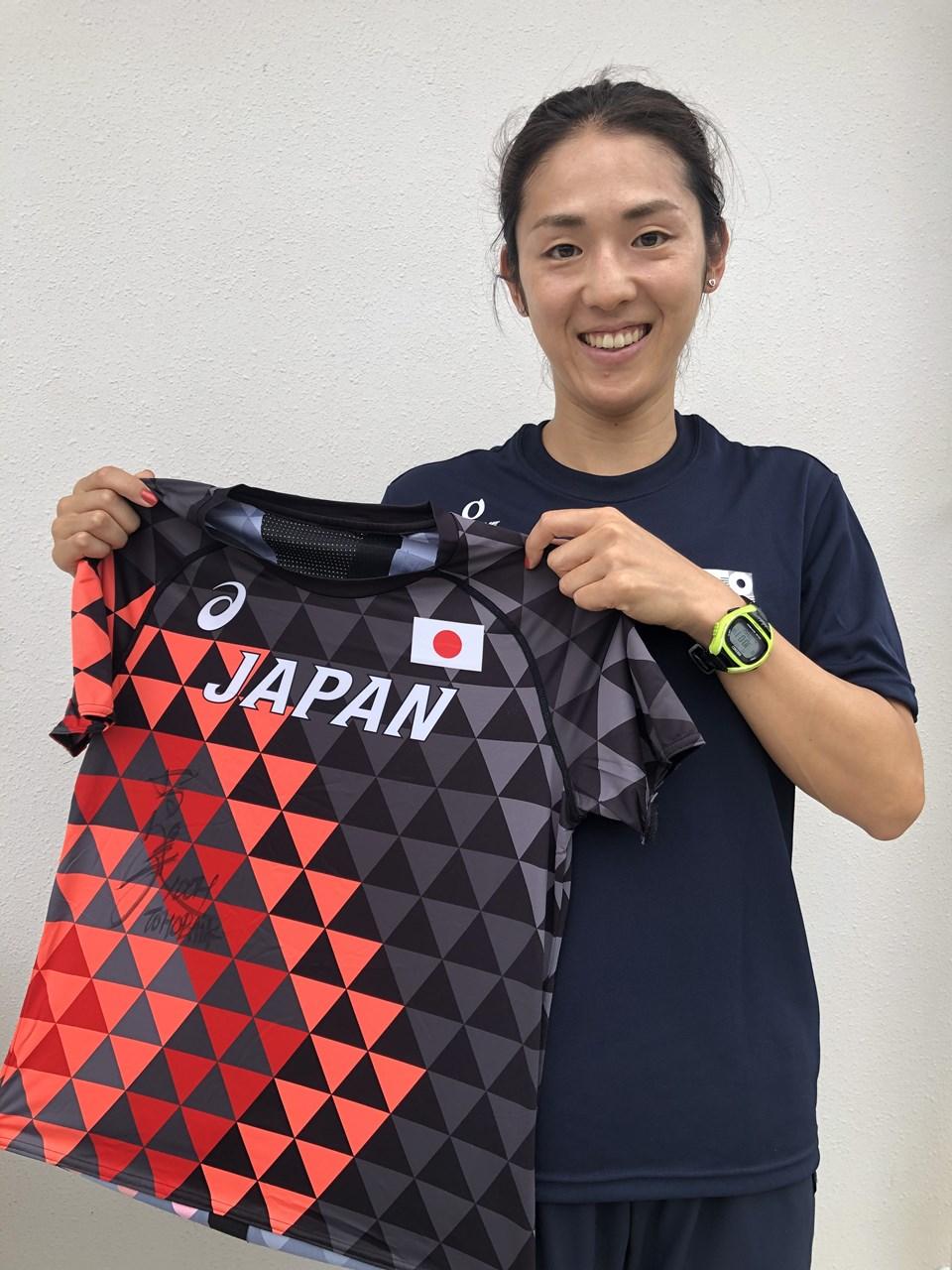 【日本陸連公式】紫村 仁美 選手