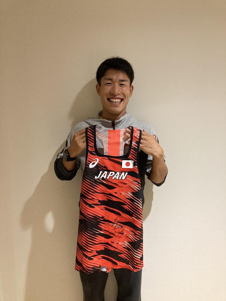 【日本陸連公式】勝木 隼人 選手