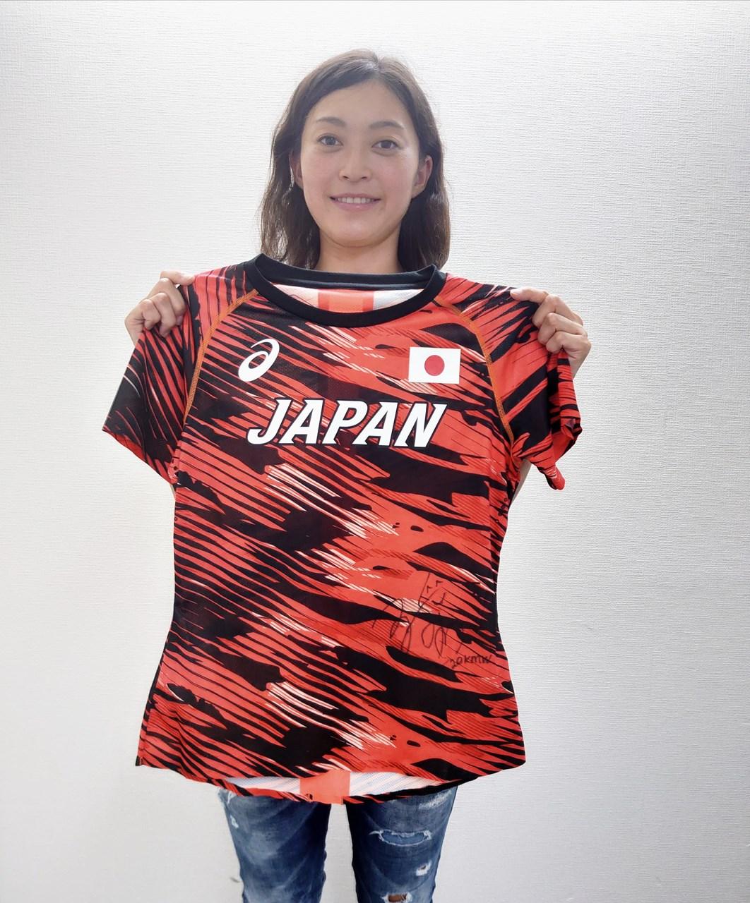 【日本陸連公式】岡田 久美子 選手