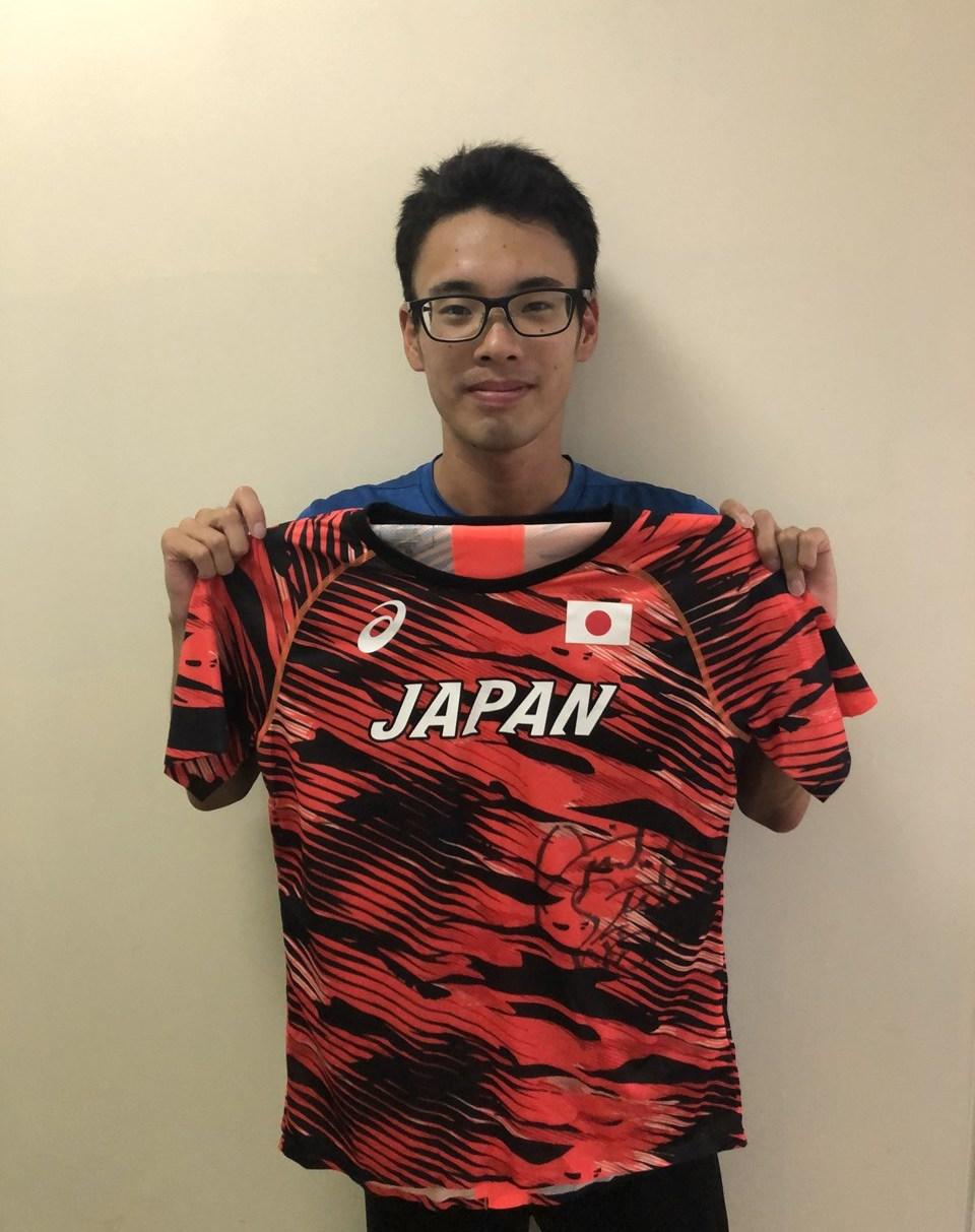 【日本陸連公式】山西 利和  選手