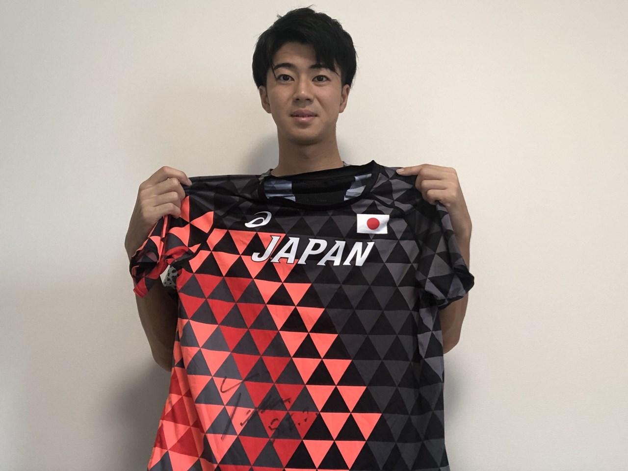 【日本陸連公式】多田 修平 選手