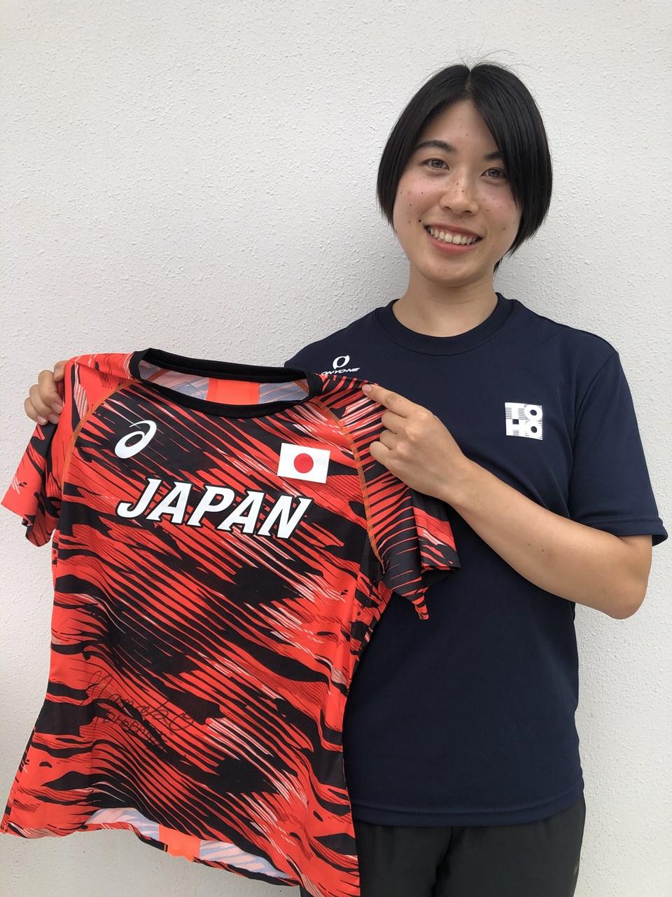 【日本陸連公式】松本 奈菜子 選手