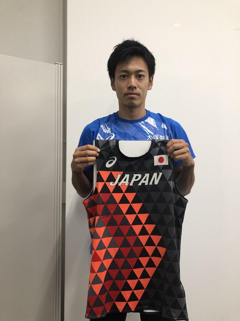 【日本陸連公式】 大室 秀樹 選手