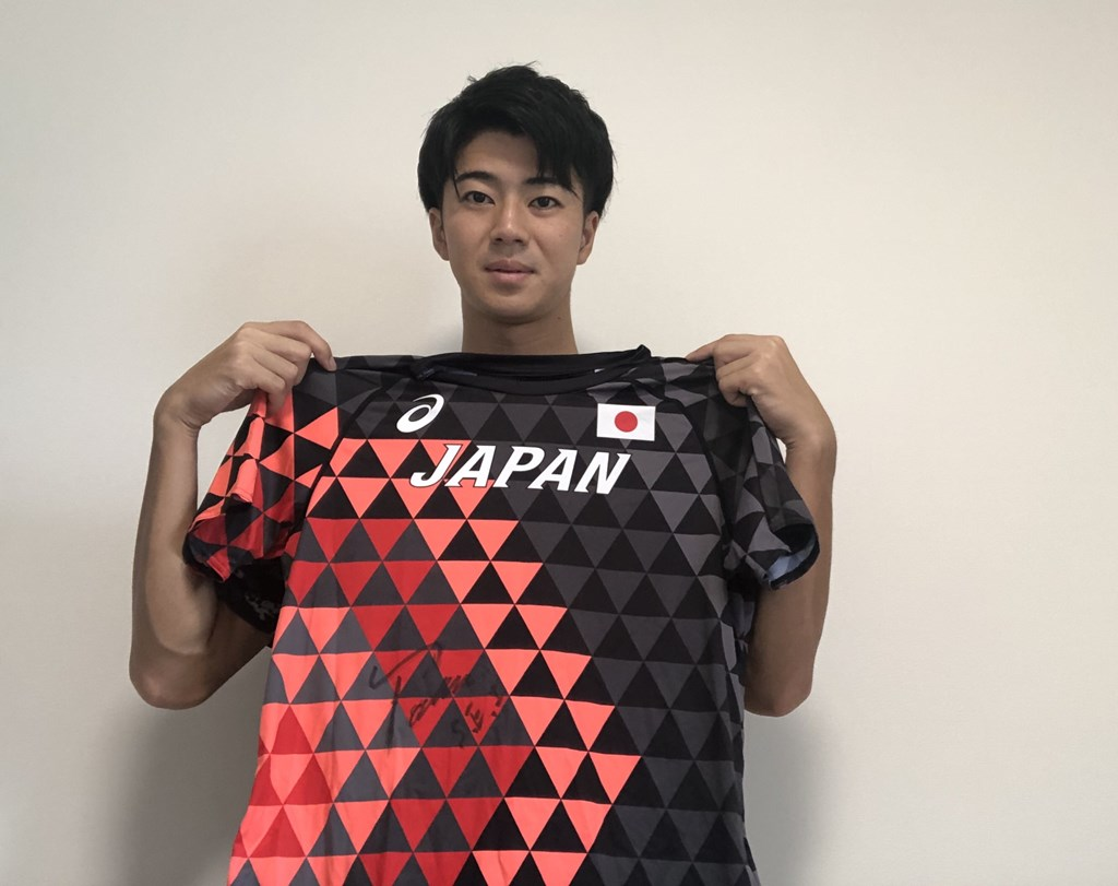 【日本陸連公式】 多田 修平 選手