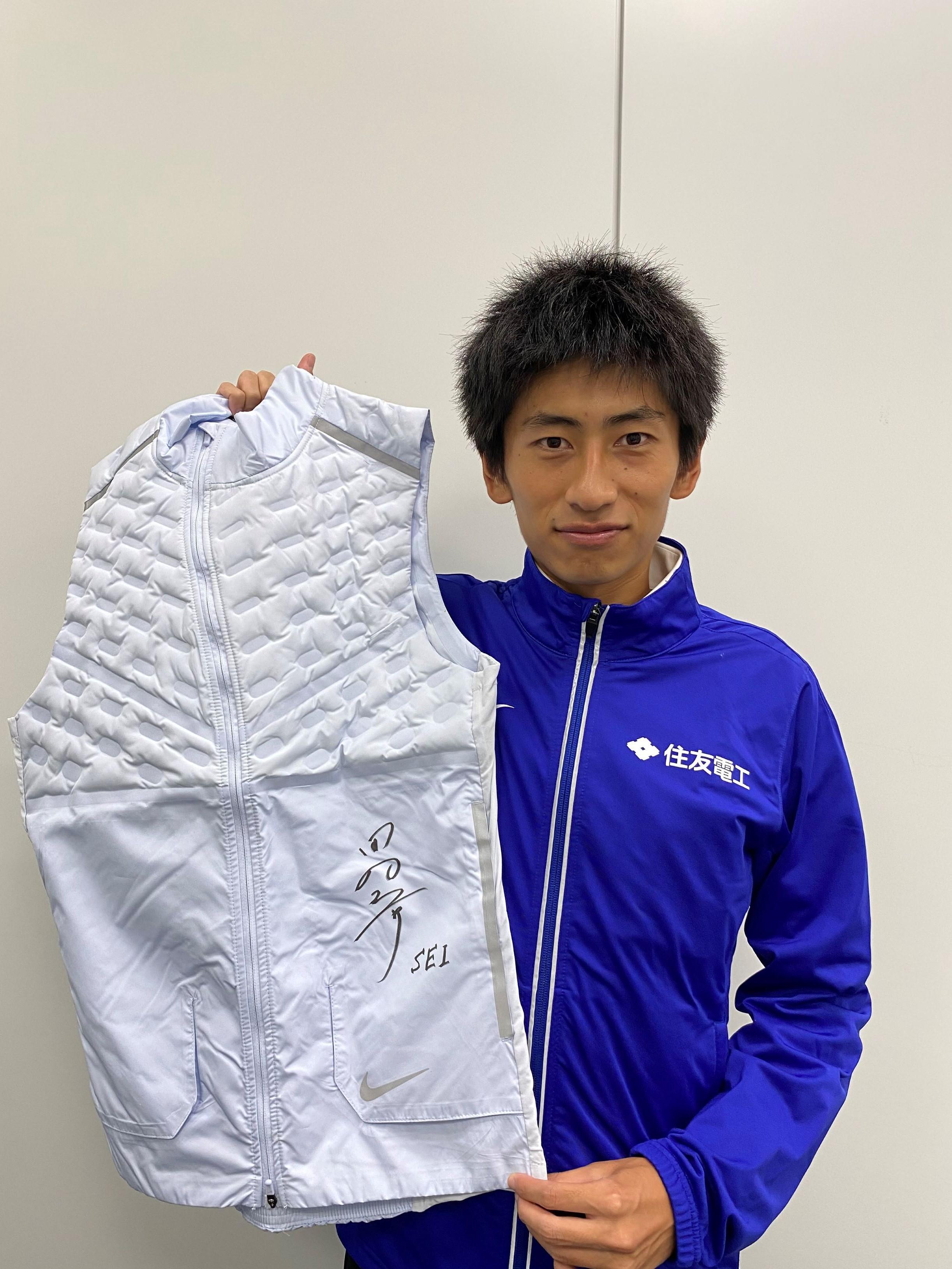 【日本陸連公式】 田村 和希 選手
