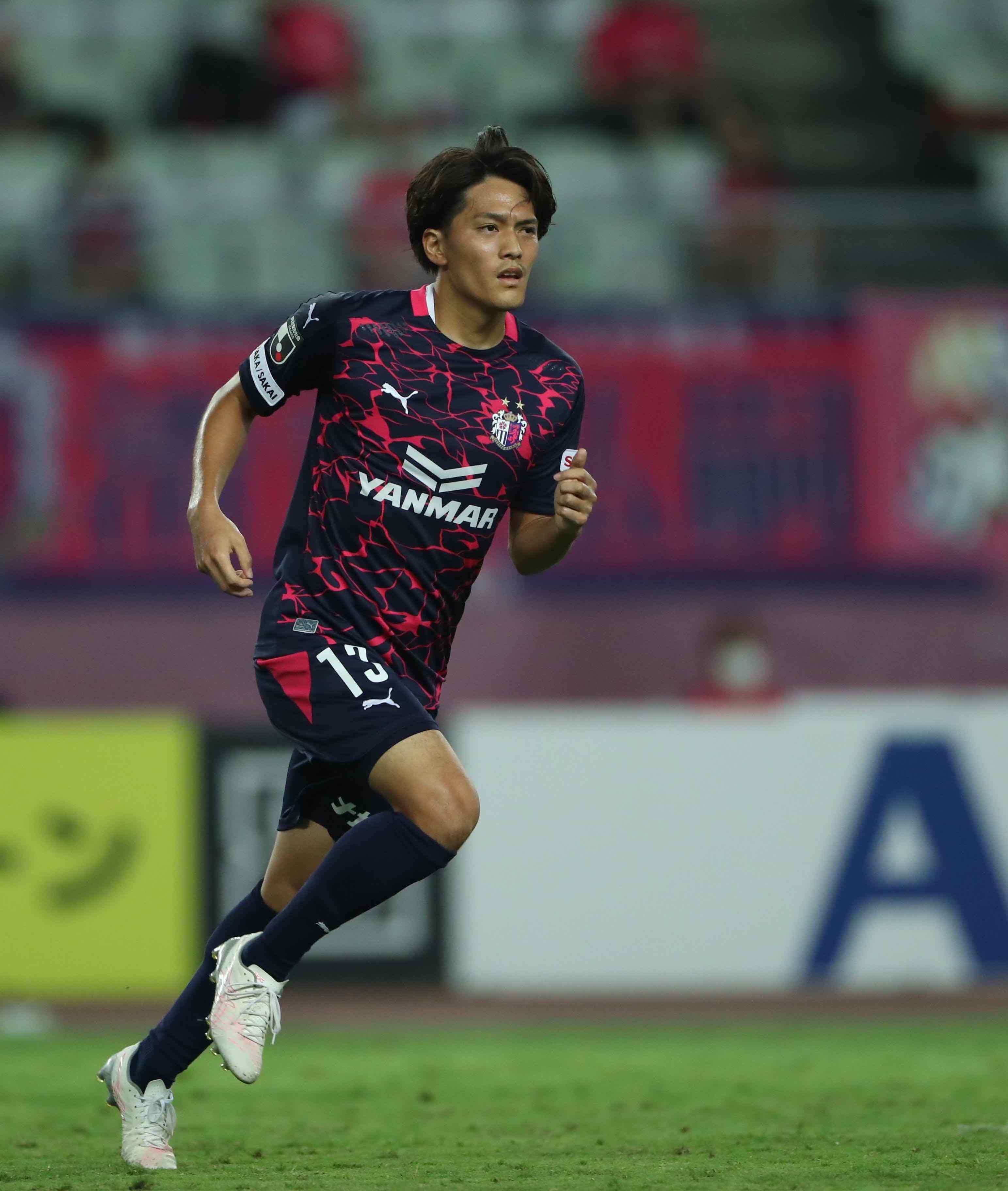 【本人直筆サイン入り公式】セレッソ大阪2020限定ユニフォーム 13 高木俊幸 選手