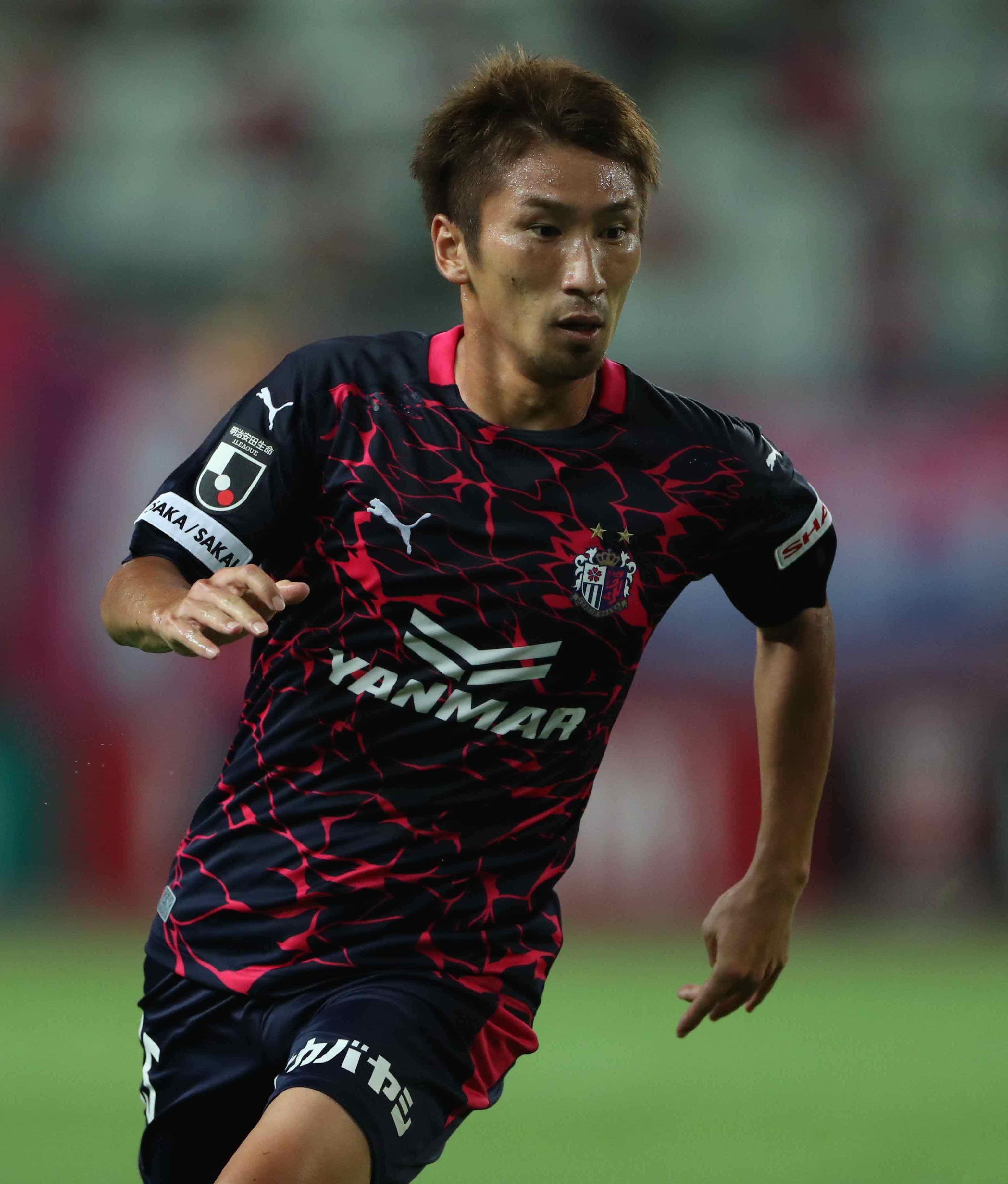 【本人直筆サイン入り公式】セレッソ大阪2020限定ユニフォーム 25 奥埜博亮 選手