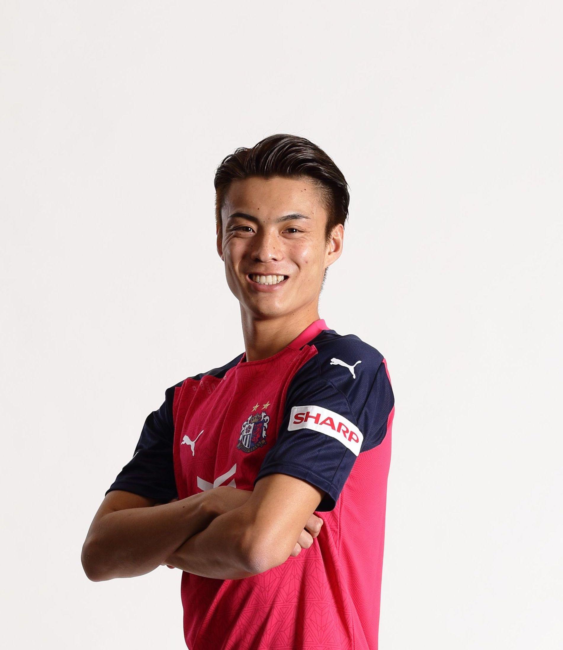 【本人直筆サイン入り公式】セレッソ大阪2020限定ユニフォーム 39 庄司朋乃也 選手