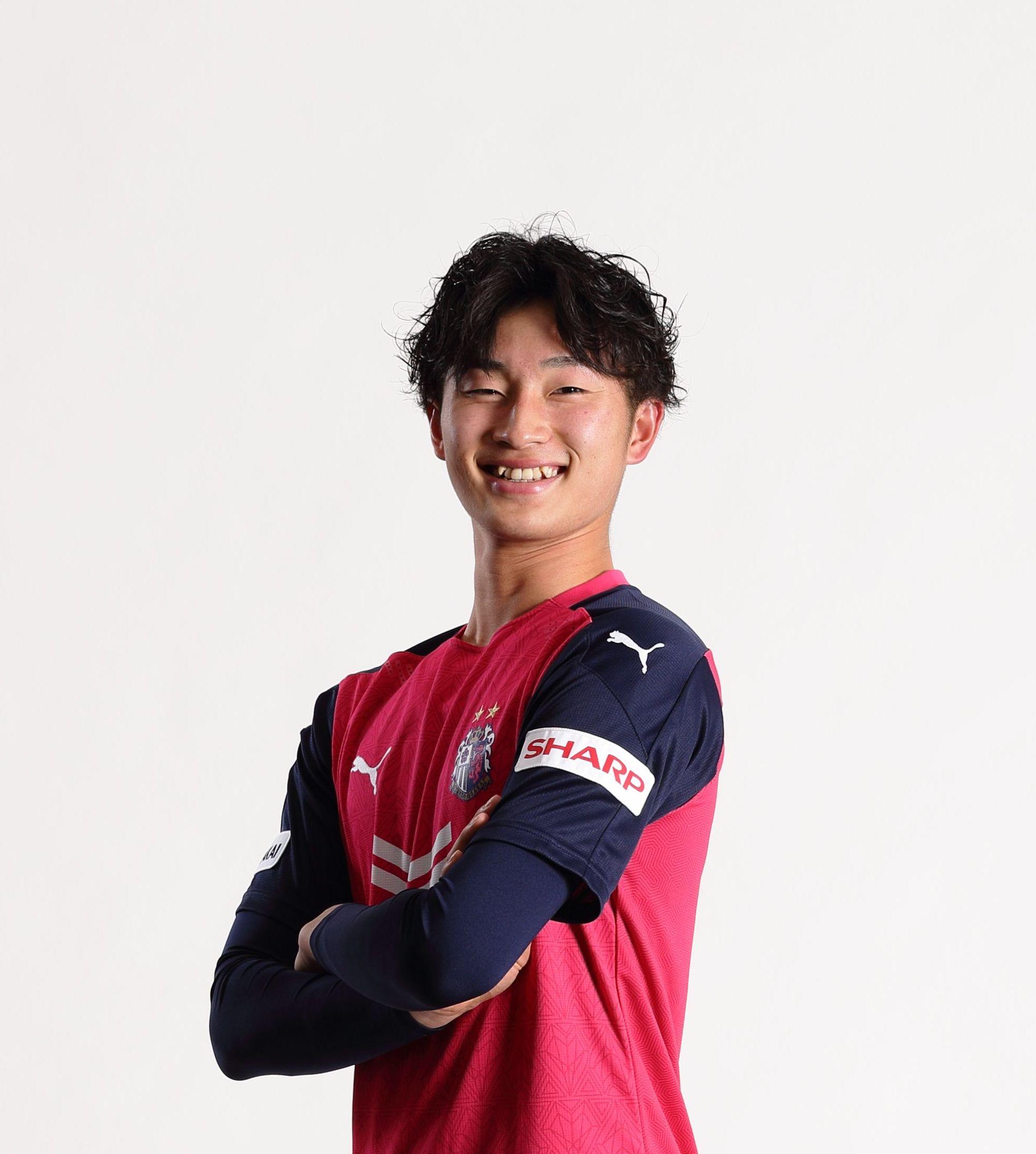 【本人直筆サイン入り公式】セレッソ大阪2020限定ユニフォーム 42 藤尾翔太 選手