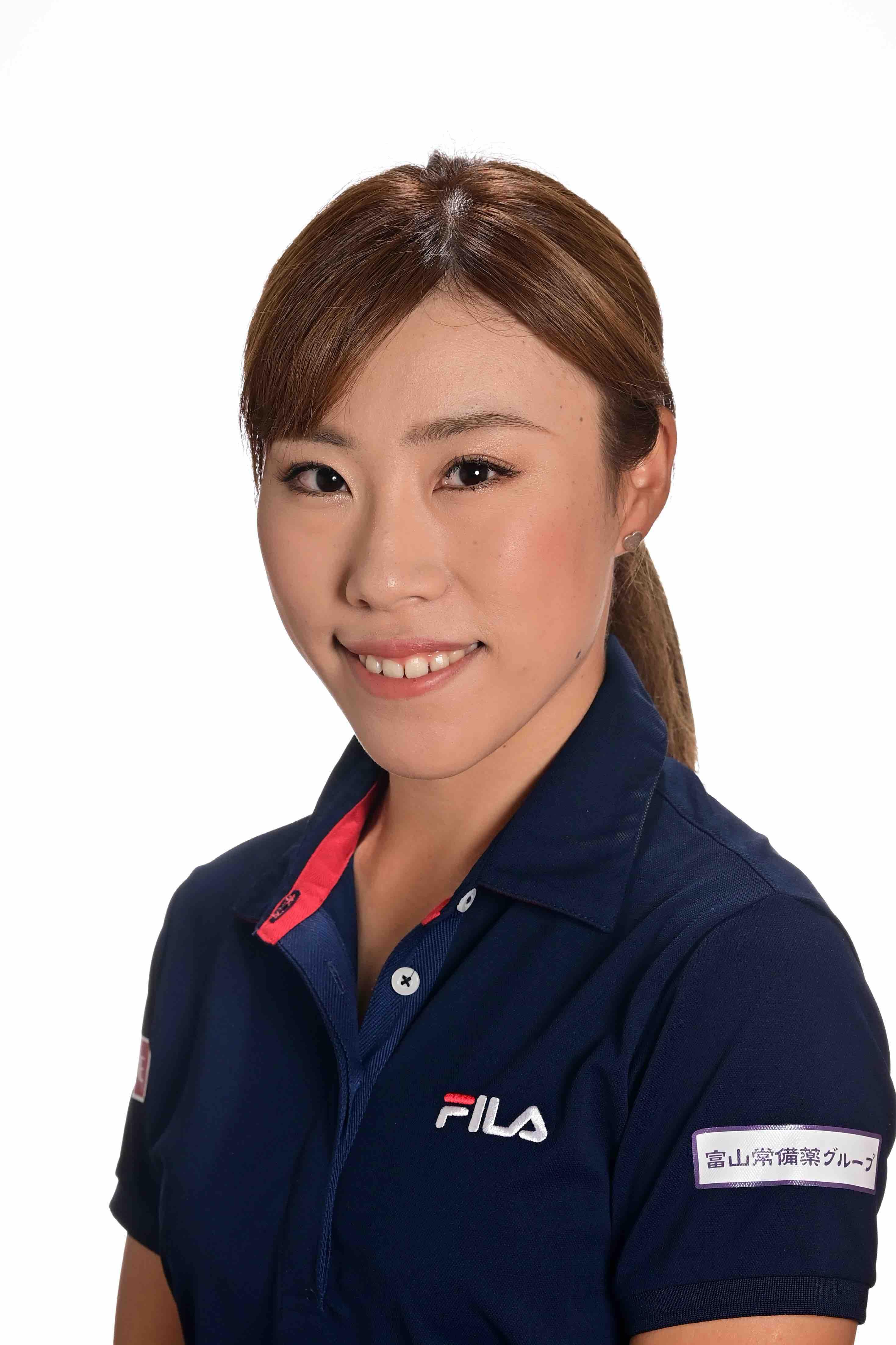 【JLPGA公式】木村 彩子 選手(グローブ&ゴルフボール1スリーブ)