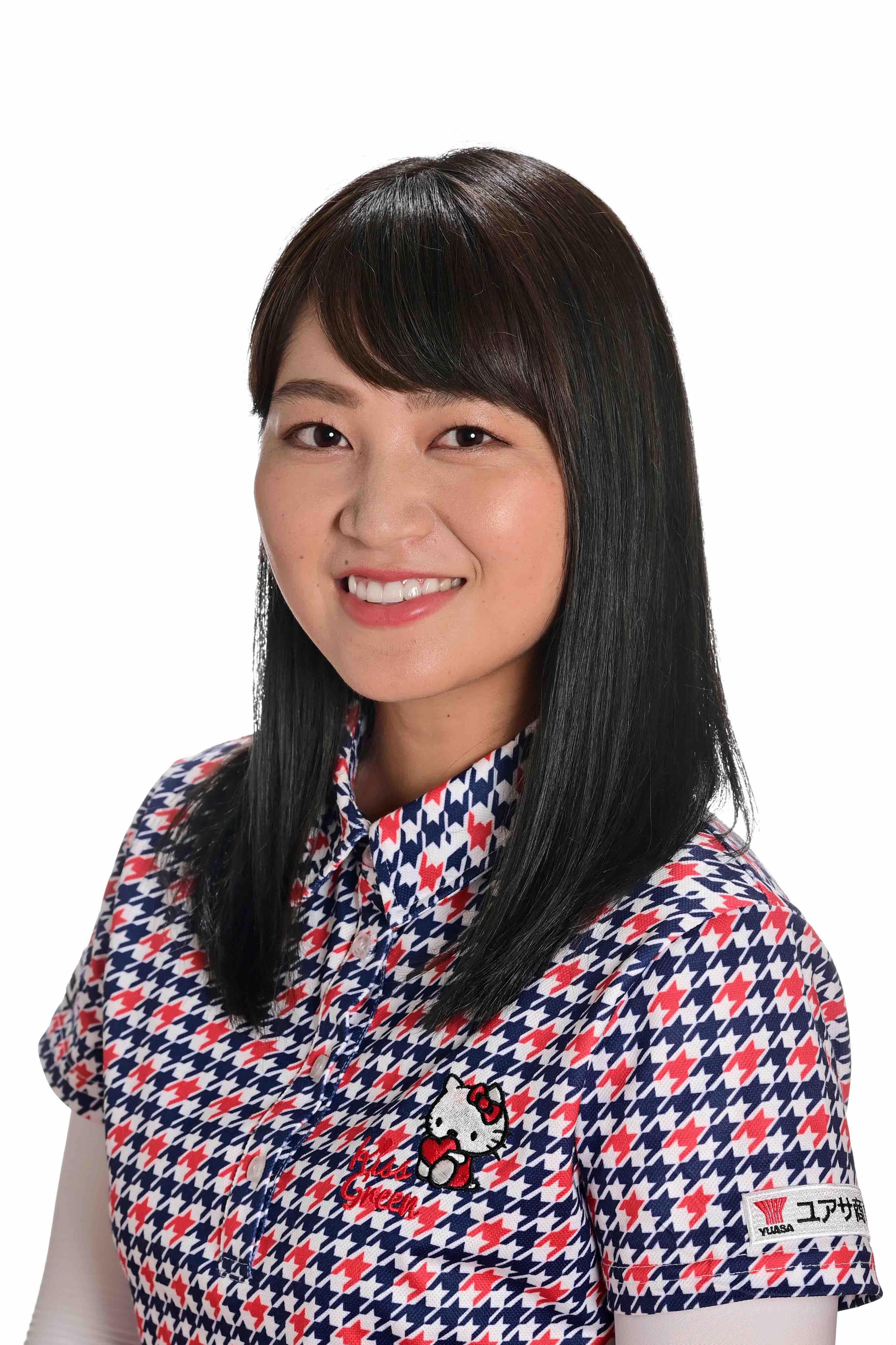【JLPGA公式】田辺 ひかり 選手(キャップ)