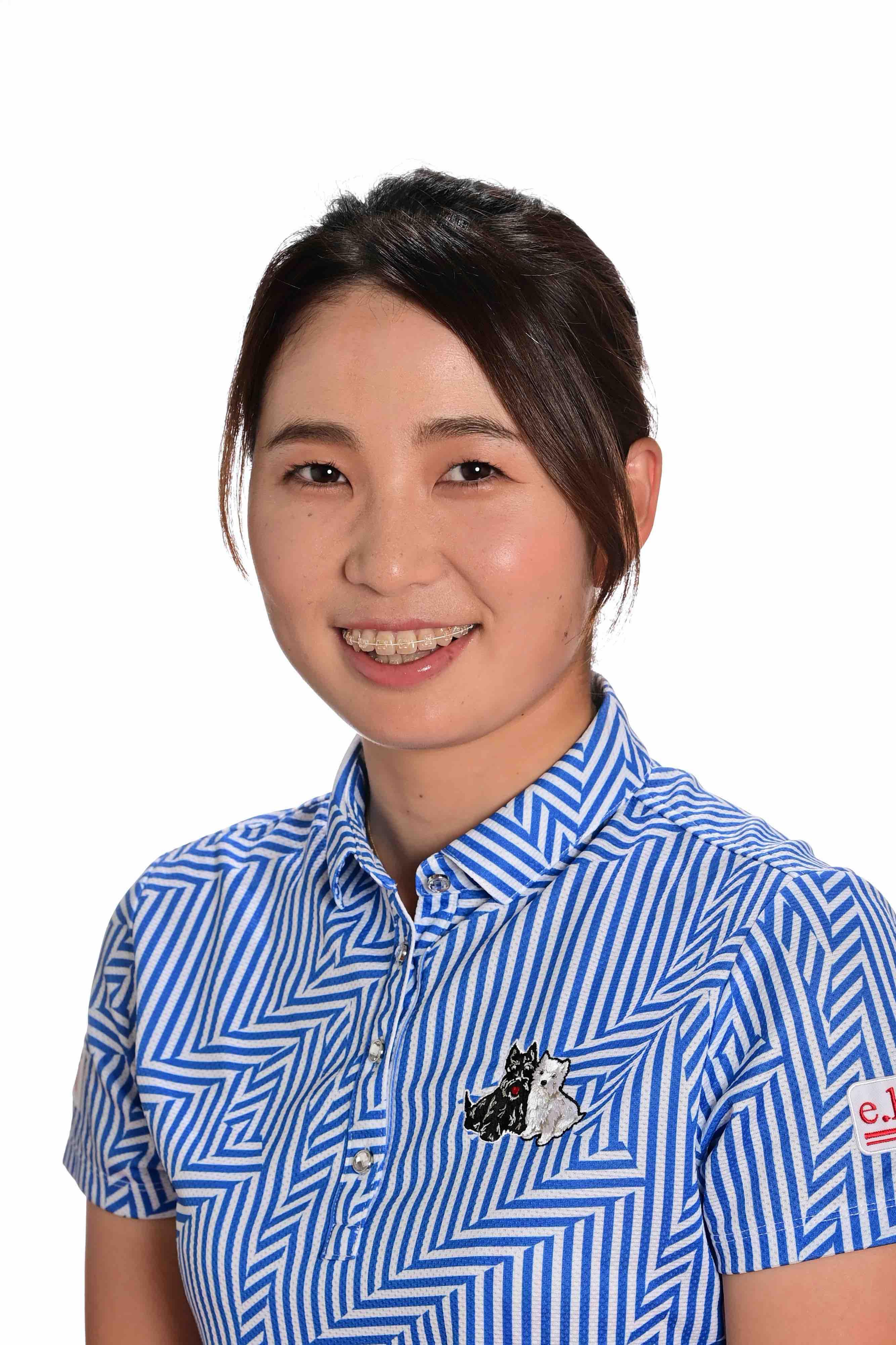 【JLPGA公式】蛭田 みな美 選手(キャップ)