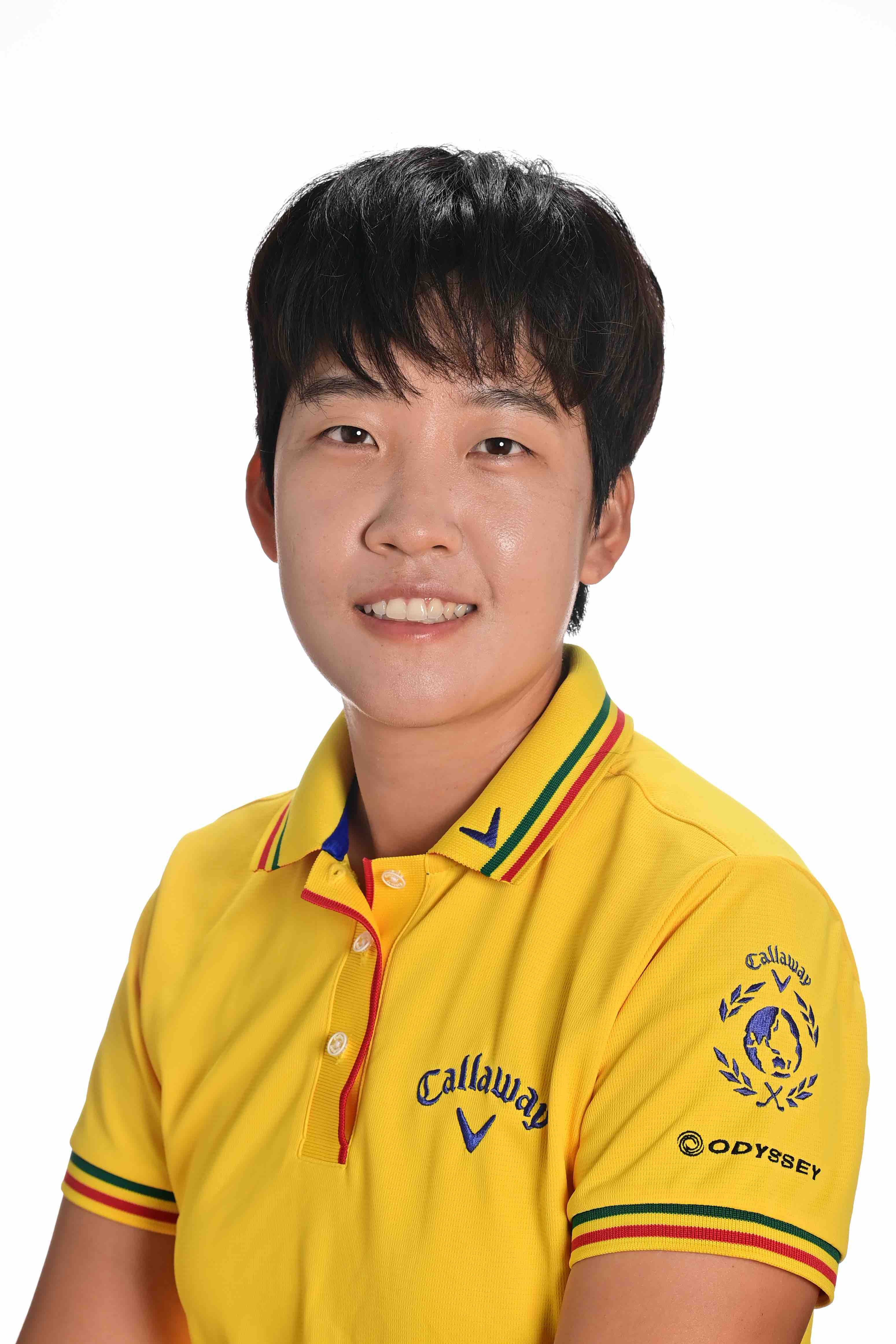 【JLPGA公式】ぺ ヒギョン 選手(ゴルフボール1ダース)