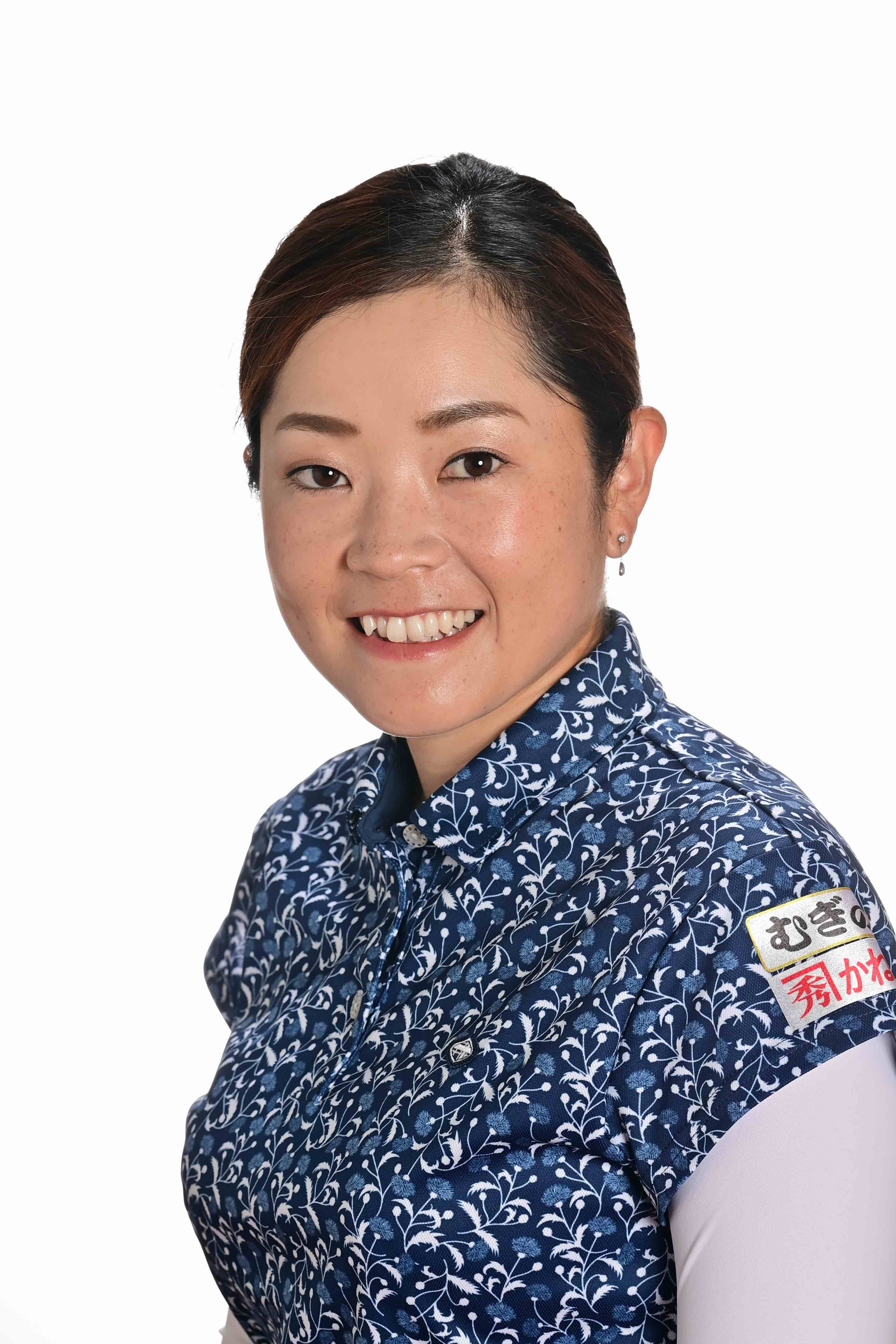 【JLPGA公式】仲宗根 澄香 選手(ゴルフボール1スリーブ①)