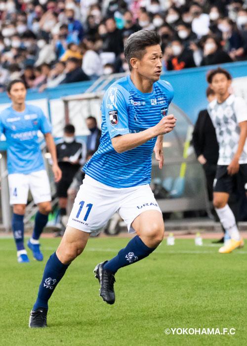 【本人直筆サイン入り公式】2020シーズンオーセンティックユニフォーム1st/No. 11 三浦 知良選手