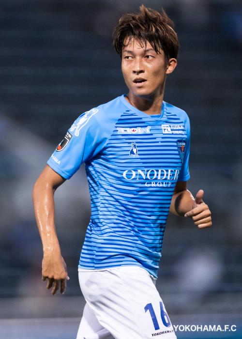 【本人直筆サイン入り公式】2020シーズンオーセンティックユニフォーム1st/No. 16 皆川 佑介選手